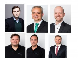 Kasperskys neues Channelteam (Bilder: Kaspersky Labs)