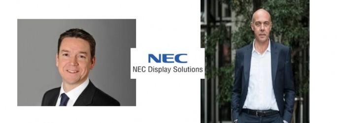 NEC-Vertriebsteam neu (Bilder:NEC)