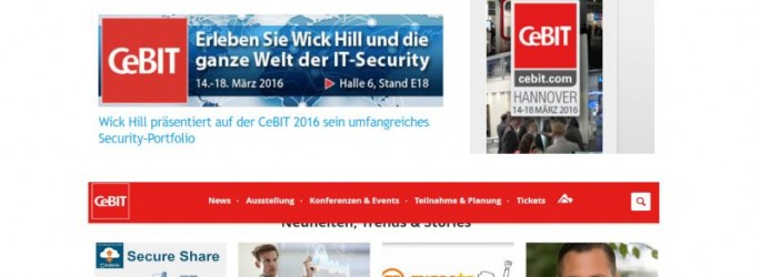 Rigby CeBIT 2016 (Screenshots: Channelbiz.de)