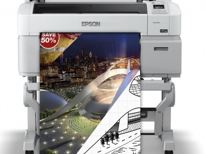 Epson-SureColor_SC-T3200 (Bild: Epson)