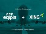 Xing kauft Mitarbeiterempfehlungsdienst