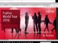 Fujitsu Worl Tour2016 (Bild: Fujitsu)