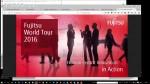 Fujitsu lädt zur World Tour 2016