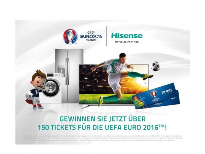 Hisense-EM-Kampagne (Bild: Hisense)