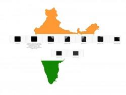 iPhones in India (Bilder: Wikimedia Commons)