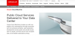 Oracle fordert Amazon heraus