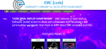 EMC setzt auf Open-Source