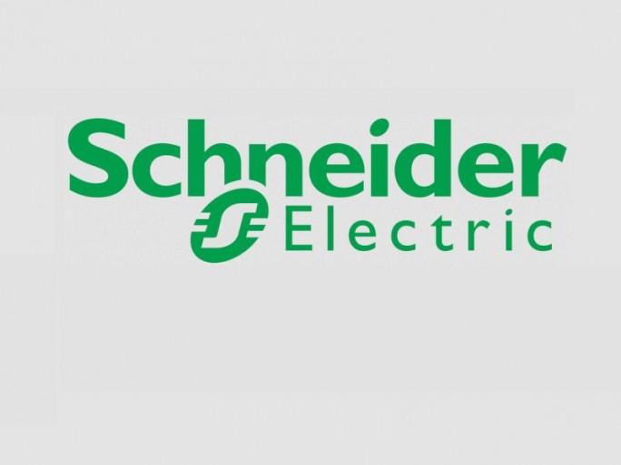 Schneider Electtric Logo (Bild Wikimedia Commons)