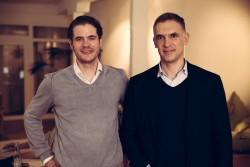 Zone, CEOs Holzapfel und Freedman (Bild: Zone)