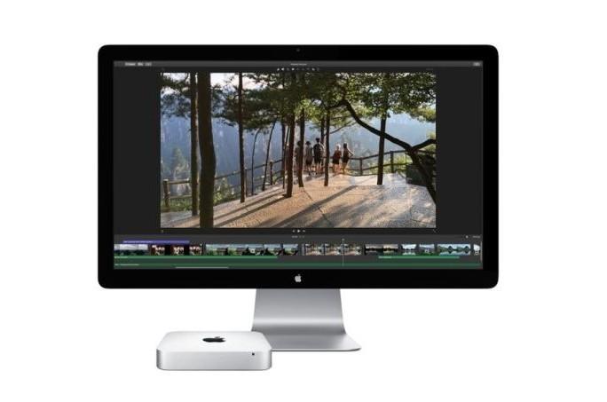 Apple Thunderbolt Display (Bild: Apple)