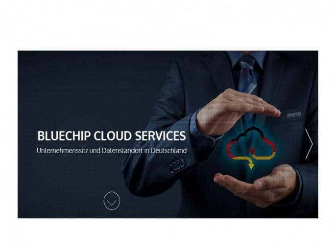Buechip-Cloud-Services (Bild;: Bluechip)