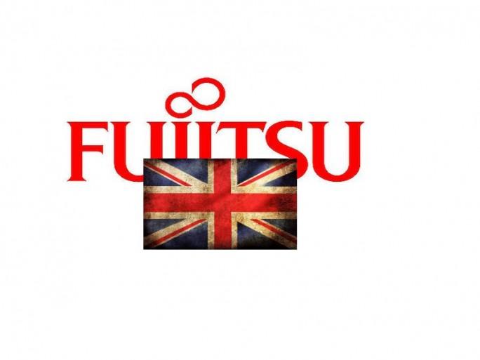 Fujitsu UK (Bild'er: Fujitsu, Wallpaper Cave, channelbiz.de)