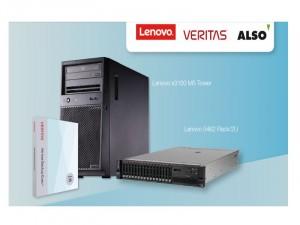 Lenovo-Veritas-Backup-Appliance (Bild: Also)