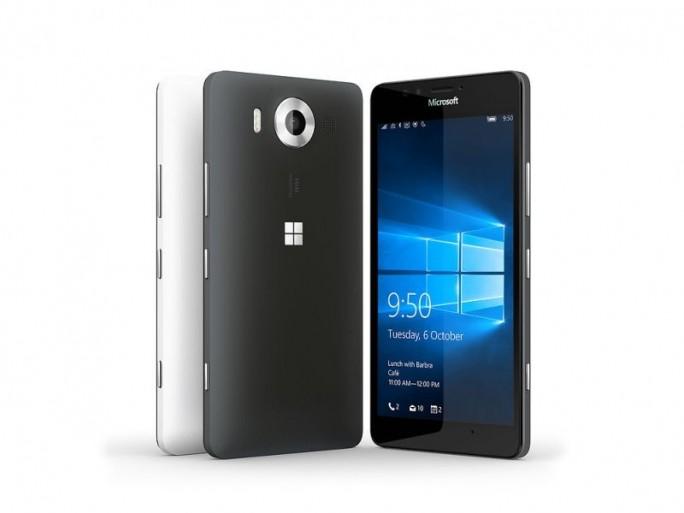 MS-Lumia950 (Bild: Microsoft).