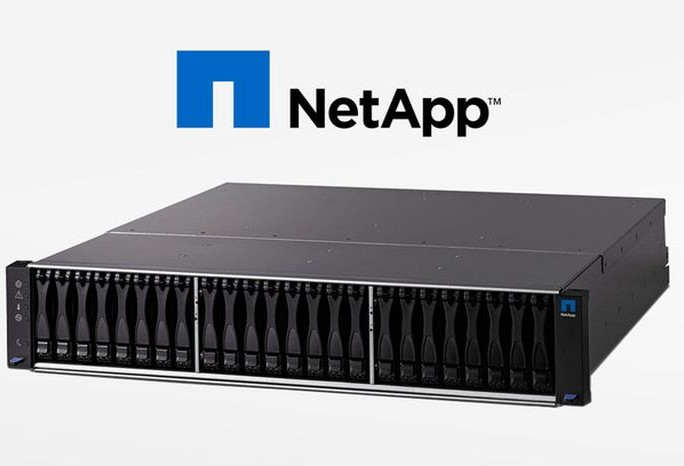 Netapp Flash (Bild: NetApp)