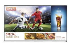 Samsung Digital Signage Smart-TV (Bild: Samsung)