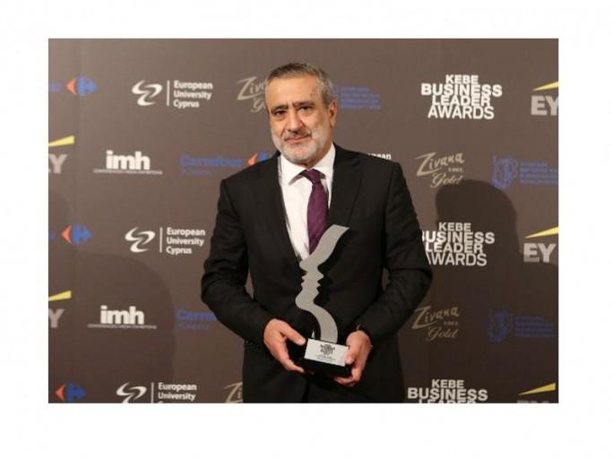 Varnavas Inarchos, Logicom (Bild: Kebe Busness Awards)