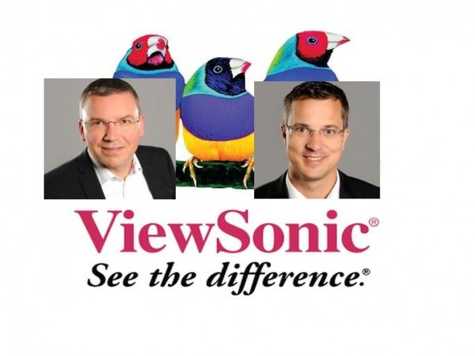 Viewsonic-DACH-Management (Bilder ViewSonic)