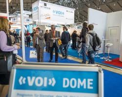 IT & Business VOI-Dome (Bild: Messe Stuttgart)