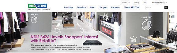 Nexcom NDiS B426-Kampagne (Bild: Nexcom)