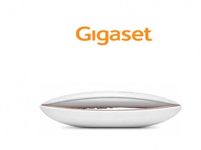 Gigaset (Bild und Logo: Gigaset AG)