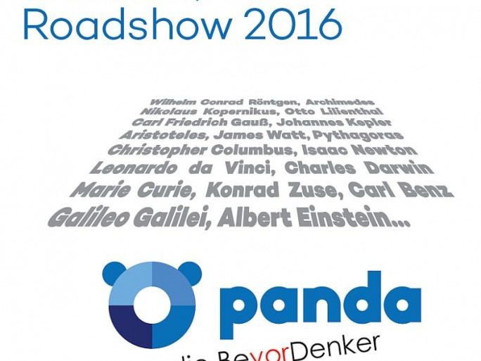 Panda-Roadshow 2016 (Bild: Panda Security)