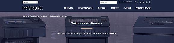 Printronix-Drucker