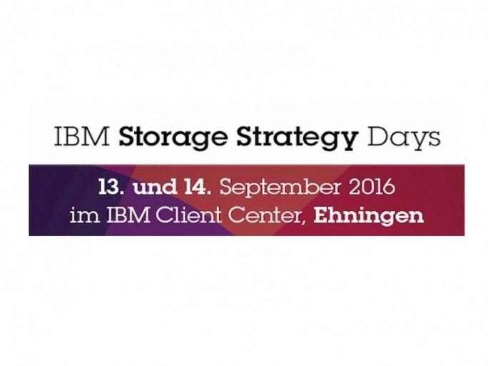 SDtorage Strategy Days2016- (Bild: IBM)