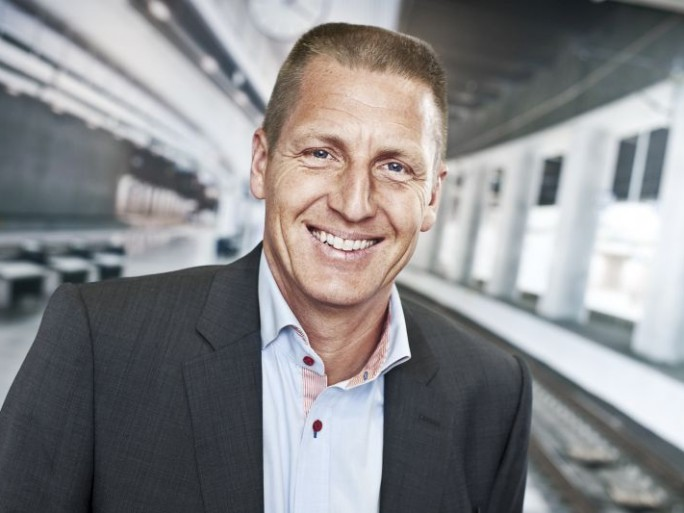 RayMauritsson, CEO Axis Communications (Bild: Axis Communications)