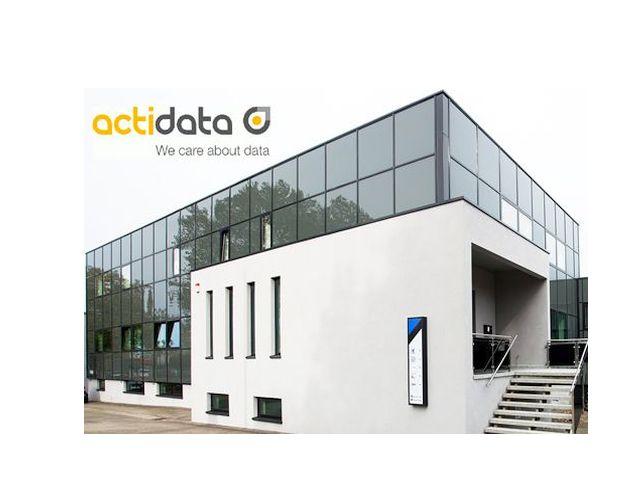 Actidata-Gebäude (Bild: Actidata)