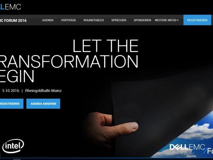 Dell-EMC-Forum2016 (Bild: Dell-EMC)
