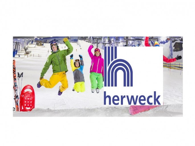 (Bilder: Herweck und Jever Skihalle)