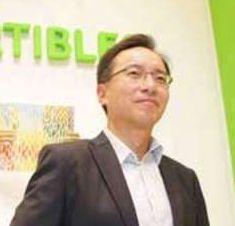 Jerry Kao, Acer (Bild: Taipei Times)