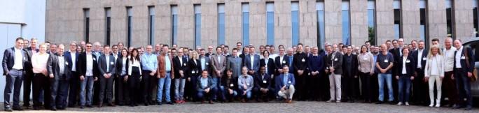 Teilnehmer letzter-Partnertag in Freiburg (Bild: United Planet)