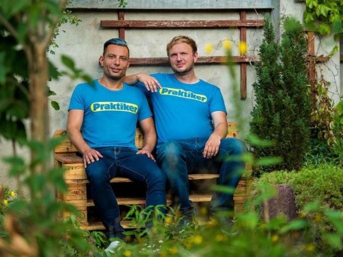 Christoph Kilz und Dirk Oschmann (Bild: Praktiker)