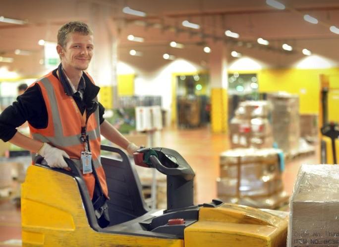 Amazon Logistikzentrum Dortmund (Bild: Amazon)