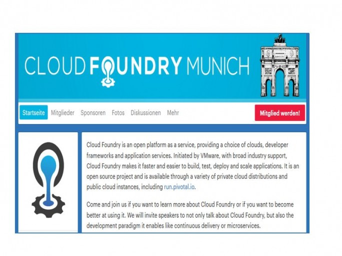 Cloud-Foundry Munich (Bild: Cloud-Foundry Munich)