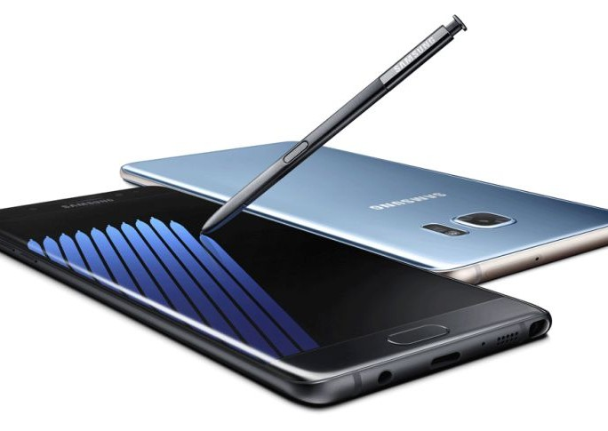 Galaxy Note7 (Bild: Samsung)