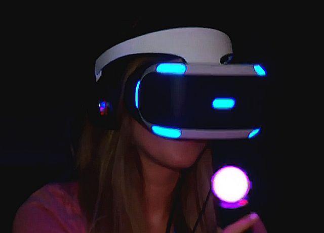 Sony Playstation 4 VR (Bild: Sony)
