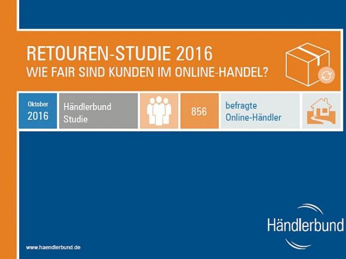 Händlerbund-Retourenstudie