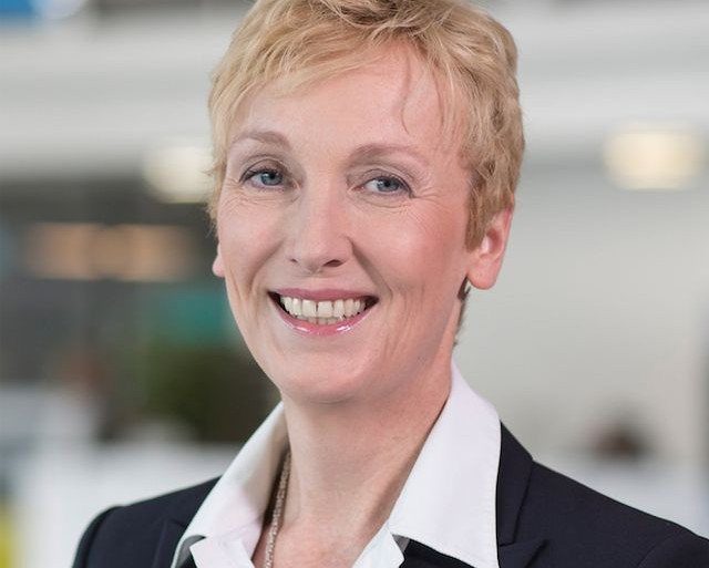 Sabine Bendiek (Bild: Microsoft)