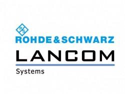 Rohde & Schwarz: LANcom-Einstieg (Logozusammenstellung: ITespresso.de}
