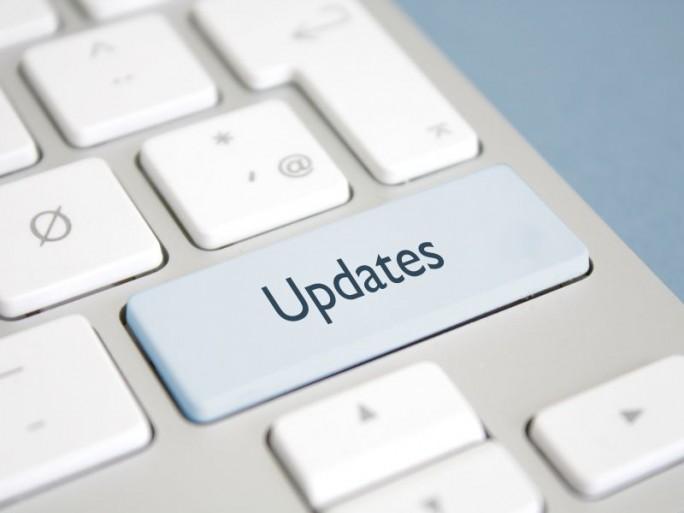 Updates (Shutterrstock)