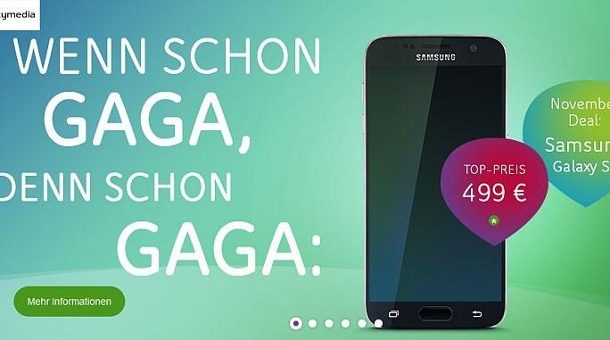 Unitymedia-Gaga-Kampagne (Bild: Unitymedia)
