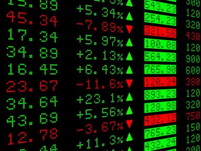 Börse (Bild: Shutterstock)