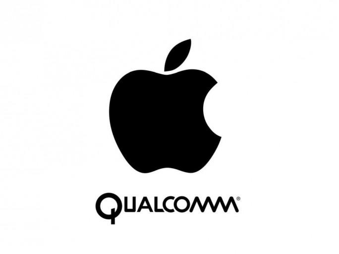 Apple und Qualcomm (Bild: Apple, Qualcomm)