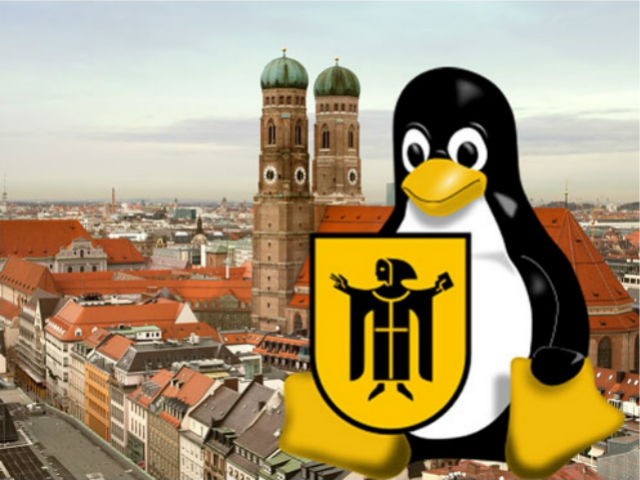 LiMux-Projekt (Bild: Stadt München)
