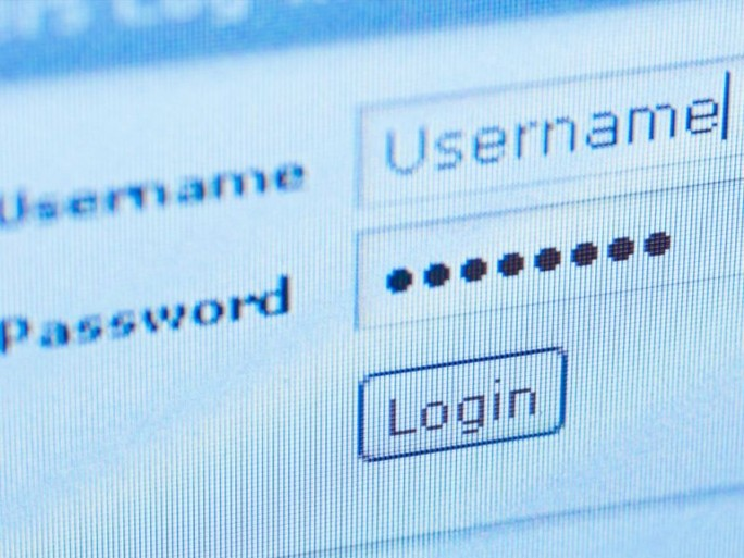Log-in Nutzername Passwort (Bild: Shutterstock)