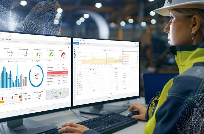 Device Insight auf der HMI 2018 in Hannover mit KUKA.