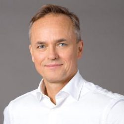 Kristian Järnefelt Executive Vice President of Consumer Security bei F-Secure.